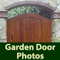 See photos of a wide variety of garden doors installed