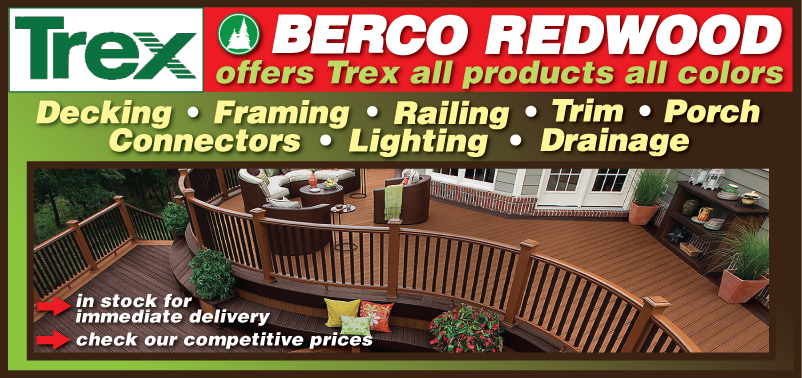 All Trex Products available