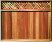 fence panels diag